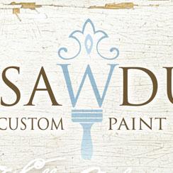 Sawdust Custom Paint