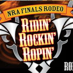 Ridin' Rockin' Ropin' billboard
