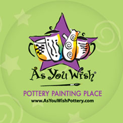 As You Wish Pottery: direct mail