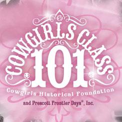 CHF Cowgirls Class 101