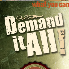Demand it All! Roping Campaign