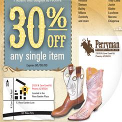 Perryman Western Wear