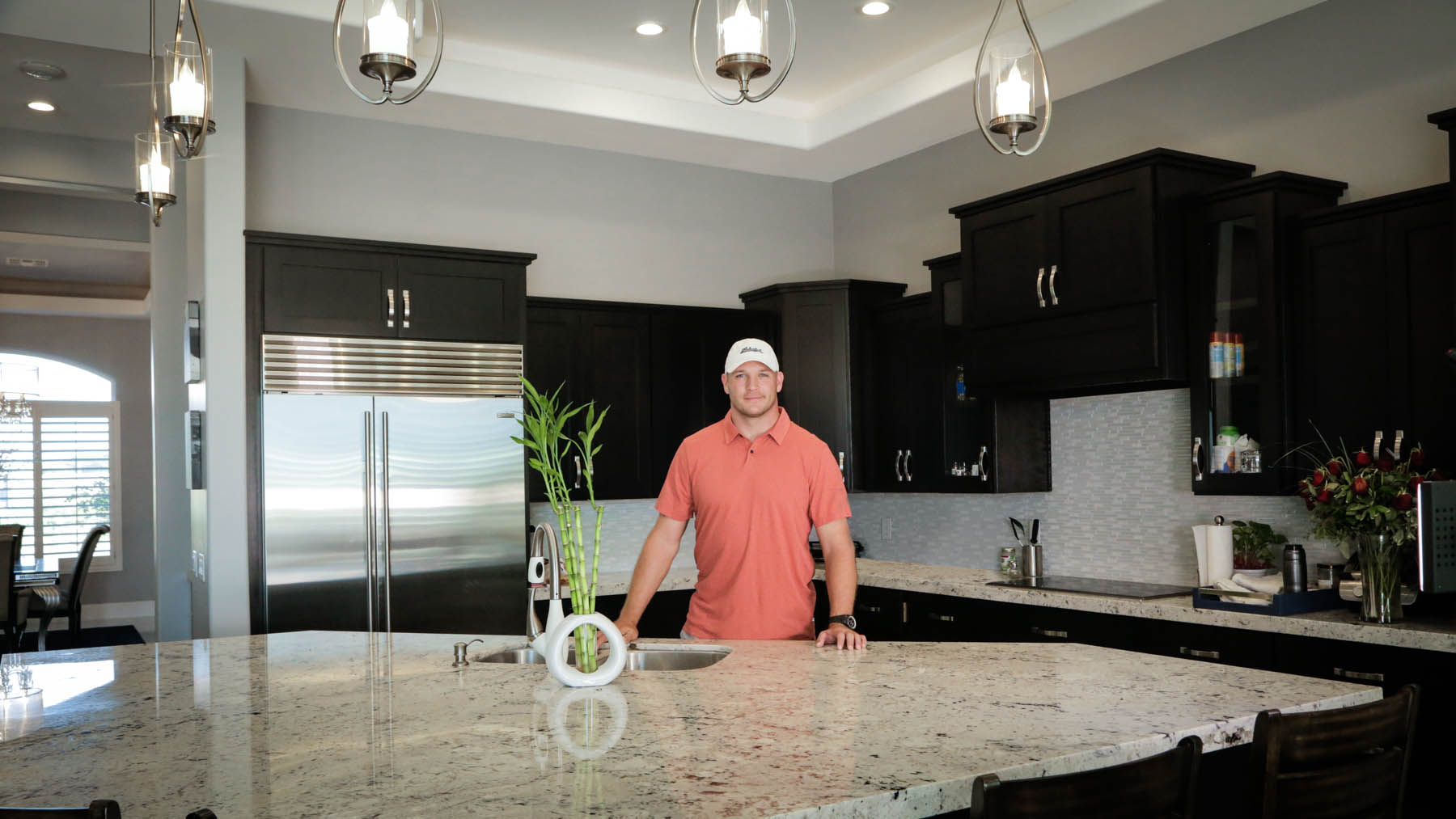 Pictures of brian urlacher house