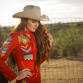 CHF Cowgirl Portraits